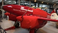 DH88 Comet canopy & nacelle covers